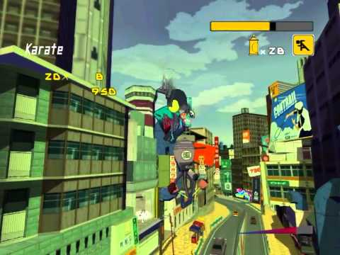 Xbox Longplay [003] Jet Set Radio Future
