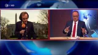 ZDF Heute Show 2014 Folge 140 vom 24.01.14 in HD