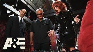 Storage Wars: Barry's Bizarre Buddies | Top Moments | A&E