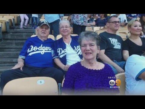 Gaby Calderon - Informe revela que una anciana murió por un pelotazo en el Dodger Stadium