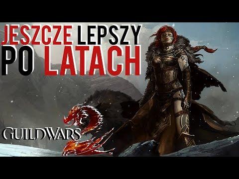 GUILD WARS 2 - MMORPG KTÓRY ZYSKAŁ PO LATACH thumbnail