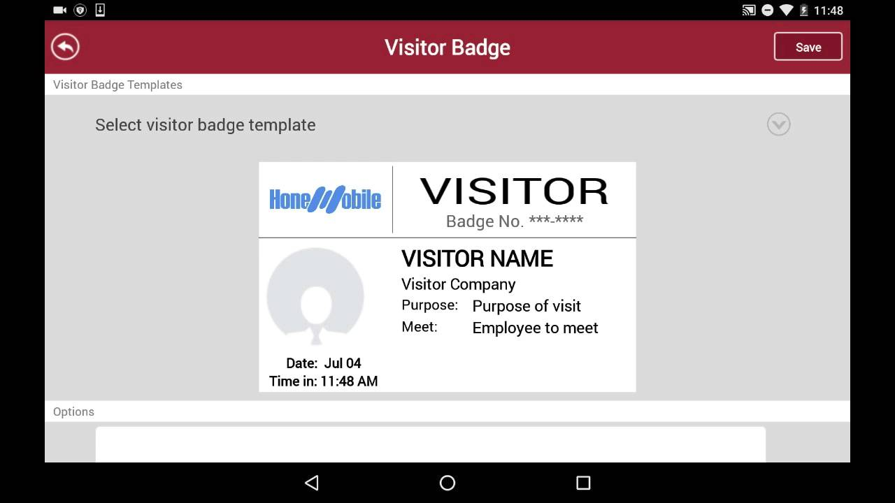 Professional Visitor Sign In System Youtube