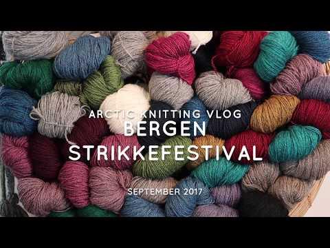 Bergen Strikkefestival 2017