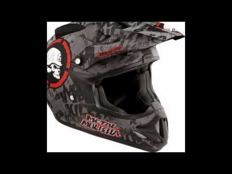 Metal Mulisha Helmets