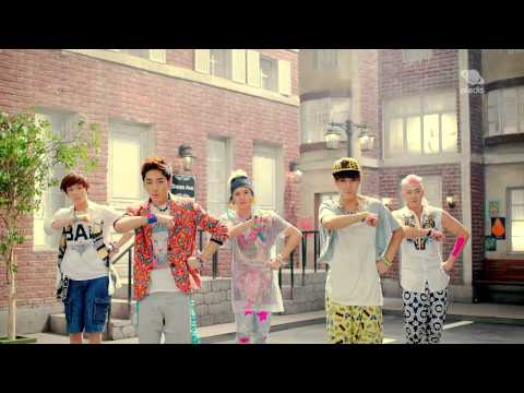 [MV] NU'EST The 3rd Mini Album Title '잠꼬대(Sleep Talking)' _M/V