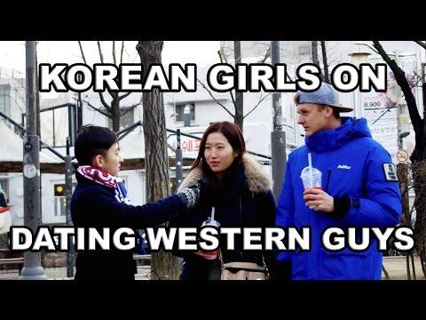 Korean Girls Dating Foreign Men?
