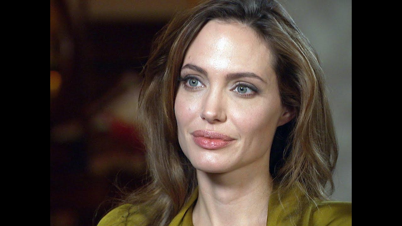 Angelina Jolie Behind The Camera Youtube
