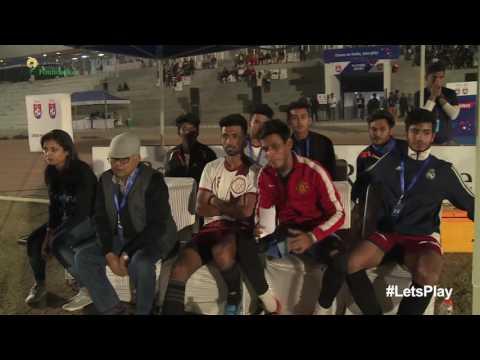 RFYS: Delhi College Boys - St Stephens College vs Zakir Husain Delhi College Highlights
