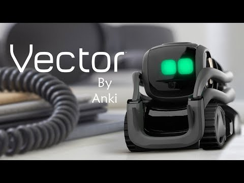 Vector By Anki : New Home Robot From Cozmo Family - YouTube