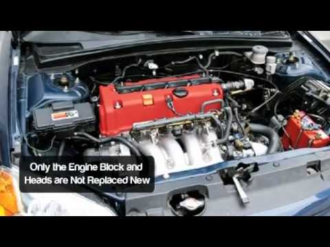 Is Remanufactured Engine as Good as a New Factory Sealed Engine from the  Dealer