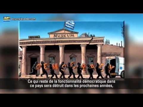 Grèce otage de l'UE