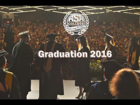 ASA College Graduation 2016