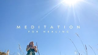 Meditation For Healing   Solar Eclipse | Saskatchewan Landing