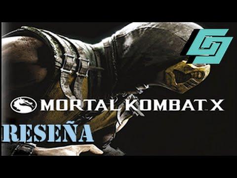 Reseña - Mortal Kombat X