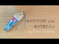 Tutorial DIY - Estuche con una botella