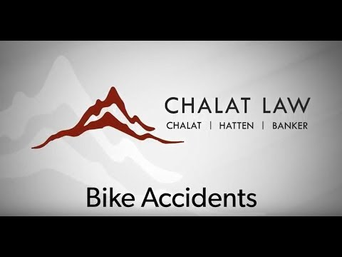 Bicycle Accident Attorney's Chalat Law Video