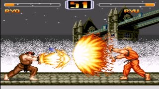 [TAS] Ryu VS Ryo (KoF '98 BOOTLEG)