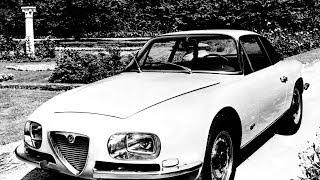 #632. Крутые автомобили - Alfa Romeo 2600