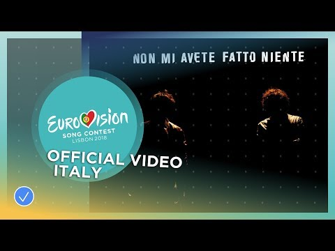 Ermal Meta e Fabrizio Moro  Non Mi Avete Fatto Niente  Italy   Music