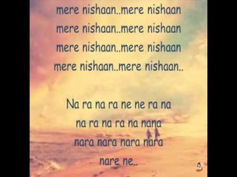 Mere Nishaan | Darshan Raval | Karaoke with lyric ( guitar )