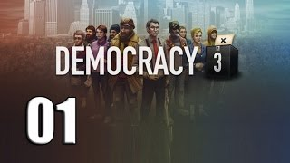 Democracy 3 EP.01. Gameplay en español