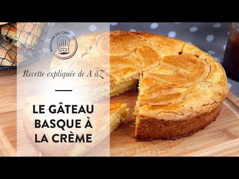 recette-facile-:-le-gâteau-basque-à-la-crème-expliqué-par-chef-philippe-!