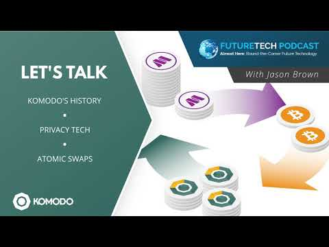 Future Tech Podcast with Jason Brown: zk-SNARKs and Atomic Swaps