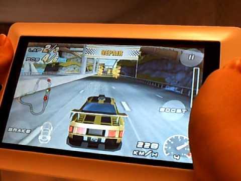 ODROID : Speed Forge 3D Demo through HDTV | Doovi