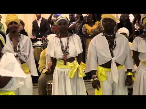 Garifunas Community Celebrates their Culture video by Jose Rivera 4:9:15
