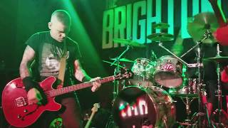 "Harley Flanagan ""Death Camps"" (Cro-Mags) live at The Brighton Bar, Long Branch, NJ Feb 16th 2018"