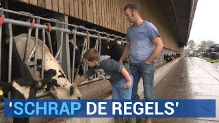 Boeren bereiden Haarlem-protest voor