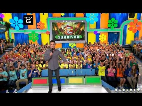 The Price is Right Special | Survivor Edition FULL EPISODE