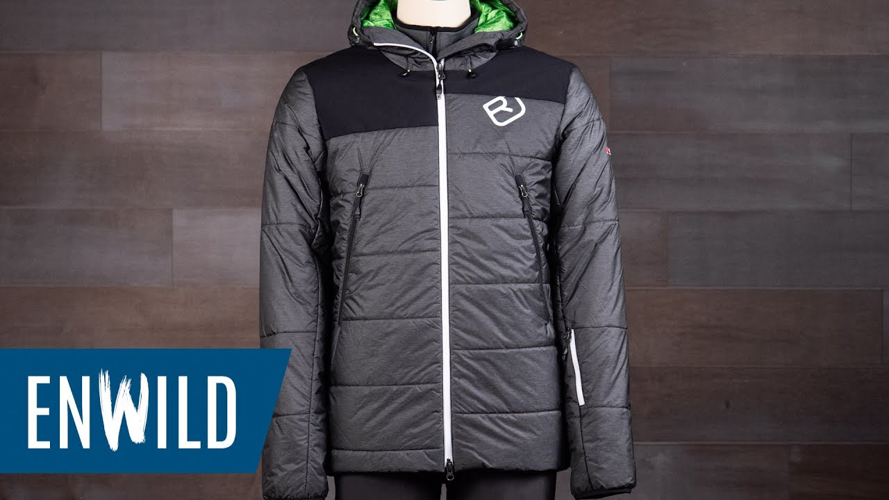 Ortovox Men's Swisswool Verbier Jacket