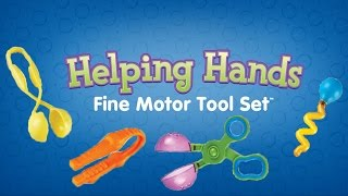 Learning Resources Handy Tools for Fine Motor Skill Development
