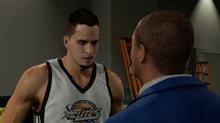NBA 2k14 My Career PS4 - The Rookie Showcase Ep.1