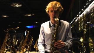 P. Mauriat saxophone necks: Super VI vs Magnum