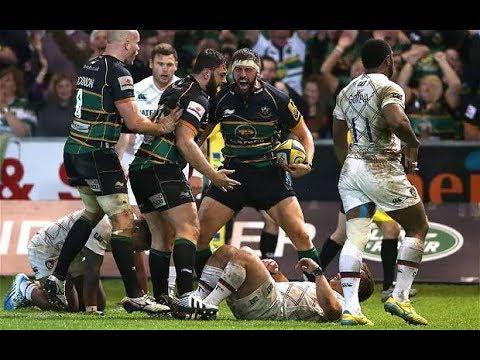 Best Game Winning Last Minute Tries    Rugby   