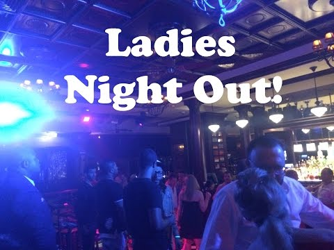 LADIES NIGHT IN COOPERS PARK ROTANA ABU DHABI FT. COUSINS