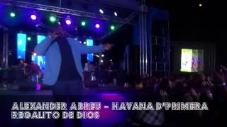 Baila en Cuba 2015 - HDP - Regalito De Dios