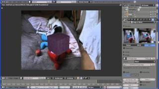 خلاط البرنامج التعليمي المتحركة المقدمة مع فيلم (فيديو) الخلفية الخضراء الفرز في الاتجاه المعاكس