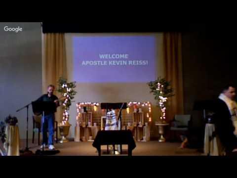 "17/02/19 Guest Speaker: Apostle Kevin ""Rev Rock"" Reiss"