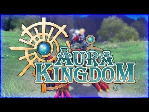 Aura Kingdom (MMORPG) ★ Pilot Episode ★ Scythe Class!