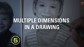 Create the Illusion of Depth & Dimension In Your Drawings — A Drawing Critique