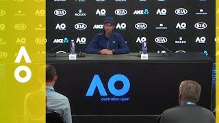 Novak Djokovic pre-tournament press conference | Australian Open 2018