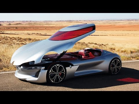 6 Real Futuristic Concept Cars You Won't Believe Exist