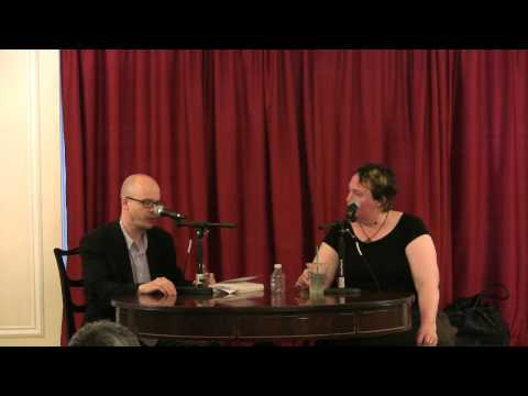 Lev Grossman and Kelly Link