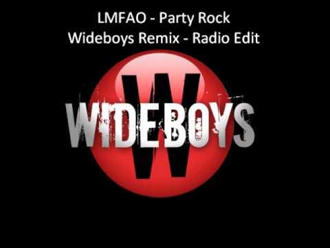 LMFAO - Party Rock - Wideboys Remix - Radio Edit