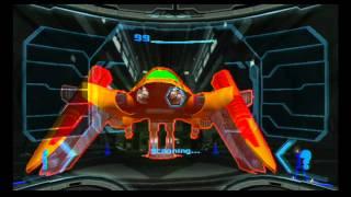 Metroid Prime 3 Corruption 100% Veteran Walkthrough part 1, 720p HD (NO COMMENTARY)