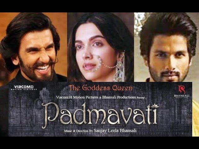 Padmavati | Official Trailer | Ranveer Singh | Shahid Kapoor | Deepika Padukone #1