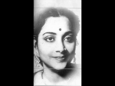 Geeta Dutt : Rum Jhum Rum Jhum Chali : Film - Har Har Mahadev (1950)